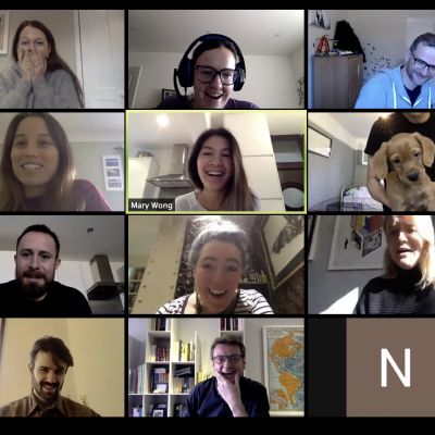 Motivating Team Virtually: A conversation (without an answer)